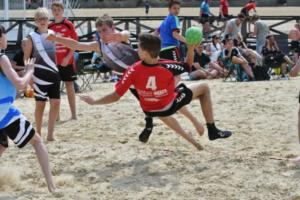 Beach Handbal Ermerstrand 2018