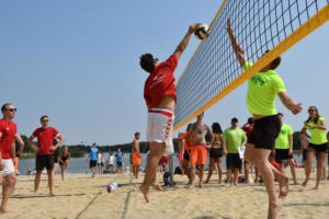 Beach volleybal 2018