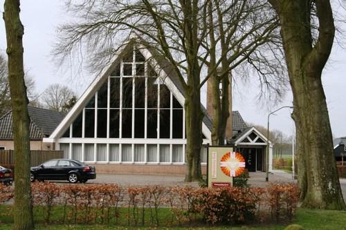 Mirjam van der Vegt in Ontmoetingskerk