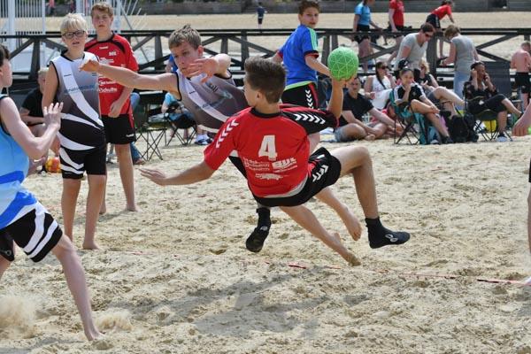 Beach Handbal Cup ZO Drenthe NK