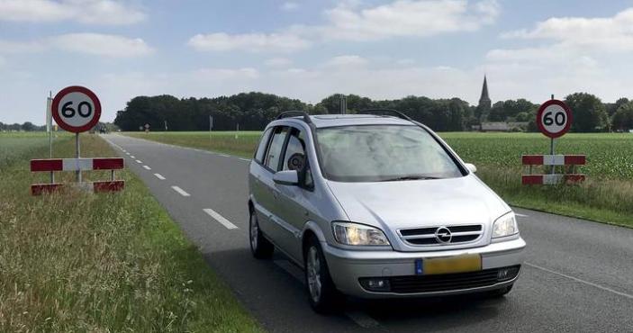 Rumoer rond verhoging snelheid van weg bij Sleen