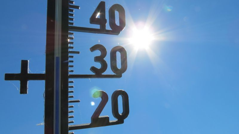 Langdurig warm, Nationaal Hitteplan van kracht