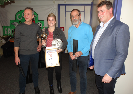 Fair Play Cup: Voetbalvereniging Sleen tweede